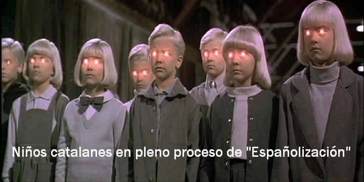 Niños catalanes