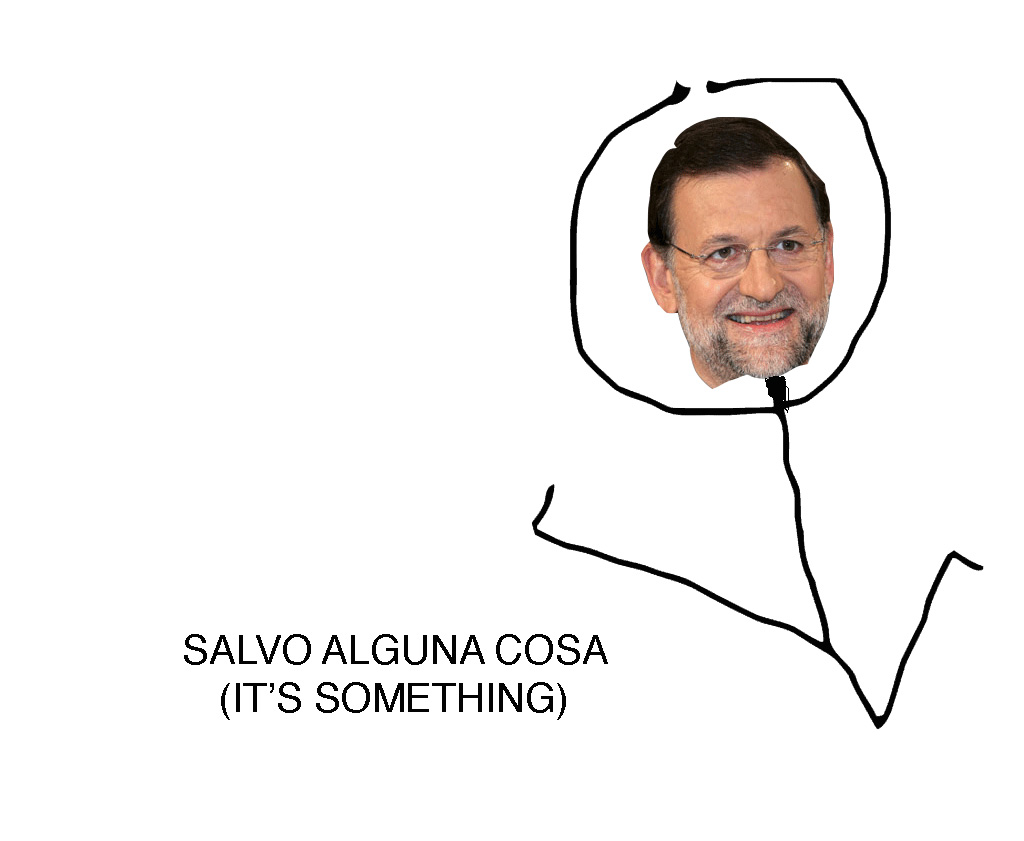 it's something meme rajoy