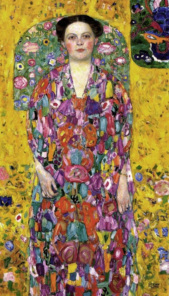 Retrato de Eugenia Primavesi, de Gustav Klimt