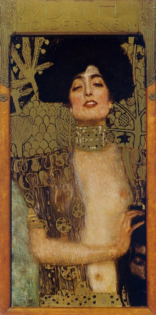 Judith, de Gustav Klimt
