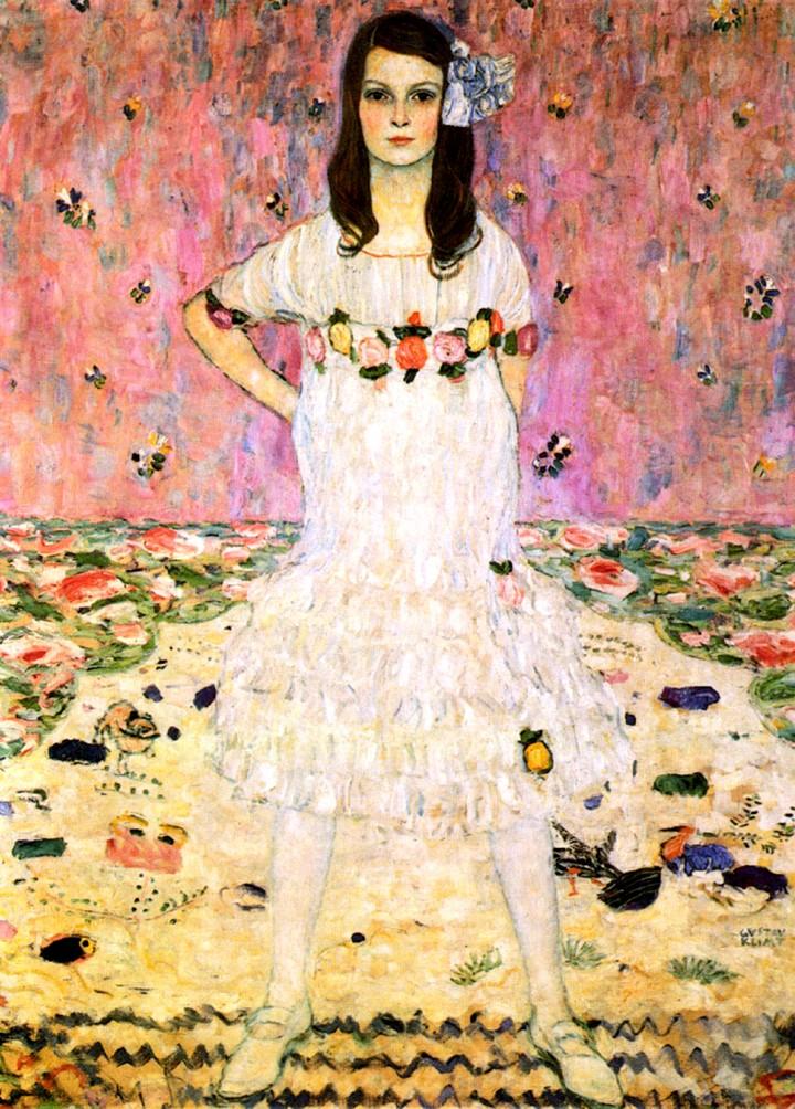 Mada Primavesi, de Klimt