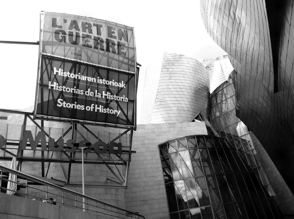 Una docena de motivos para visitar la exposición L'Art en Guerre en el Museo Guggenheim Bilbao