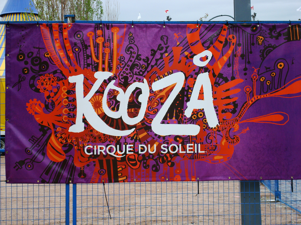 Una docena de motivos para ir a ver Kooza del Circo del Sol