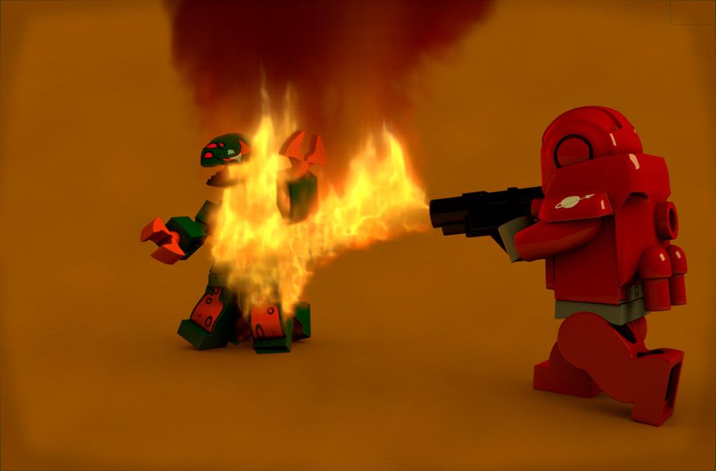 Una docena de formas de quemar a un equipo IT