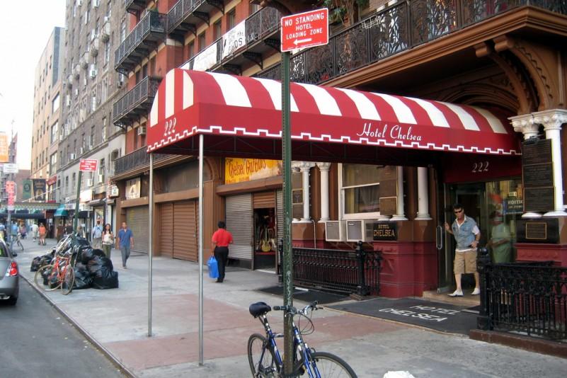 Hotel Chelsea NY