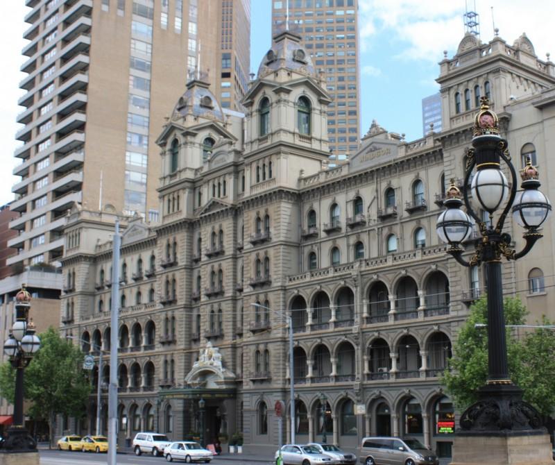 Hotel Savoy Plaza, Londres