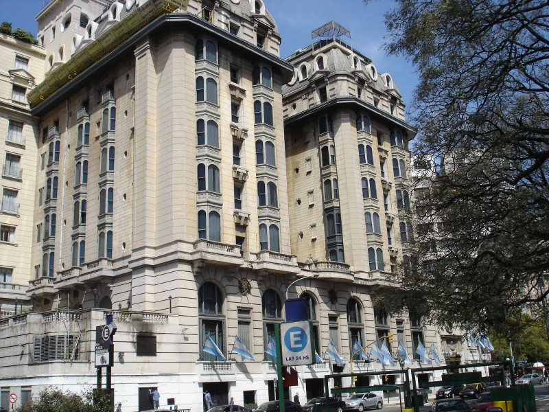 Marriot Plaza Buenos Aires