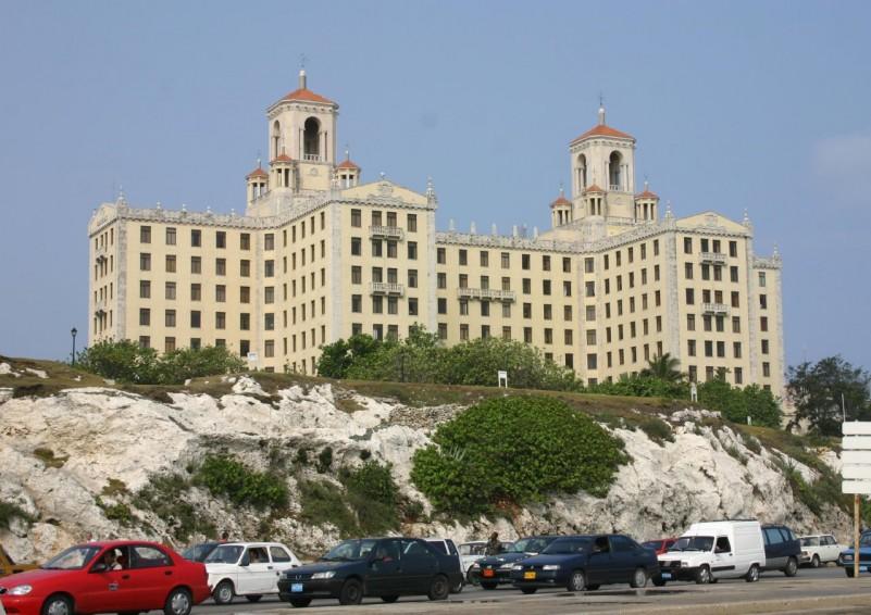 Hotel Nacional, La Habana