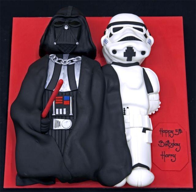 Vader con clon