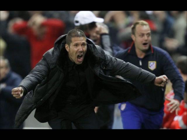 Simeone entrenador