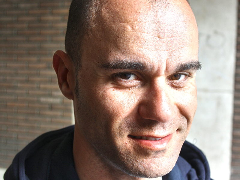 Ismael Alonso - Pedaladas contra el cáncer