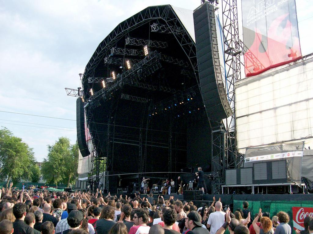 Una docena de bandas que no te puedes perder en el Azkena Rock Festival 2013