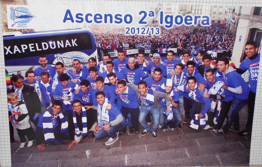 Una docena de razones por las que el Deportivo Alavés ha subido a Segunda División
