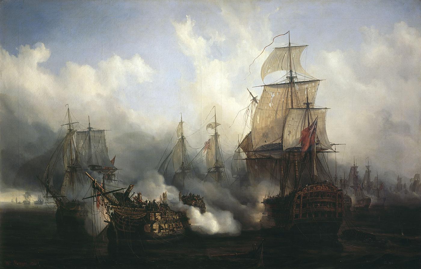 Trafalgar-Auguste_Mayer