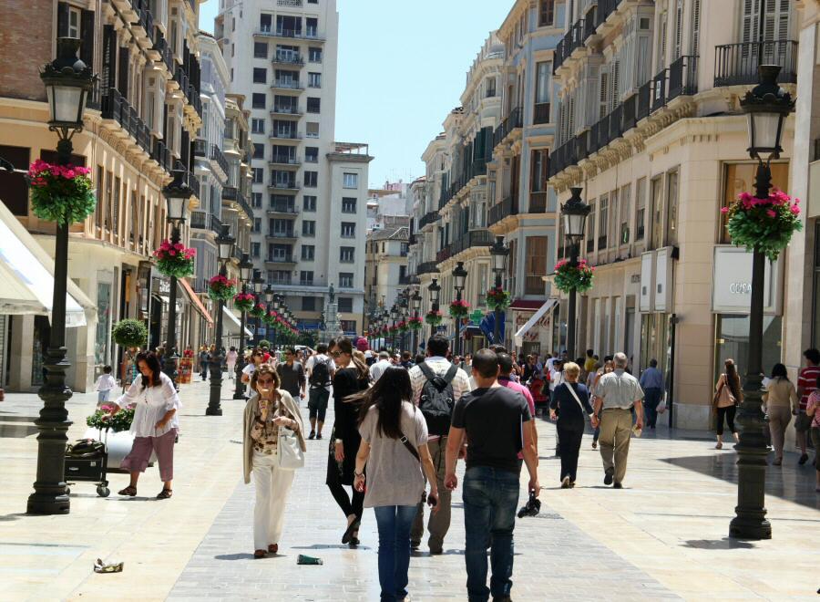 calle larios málaga