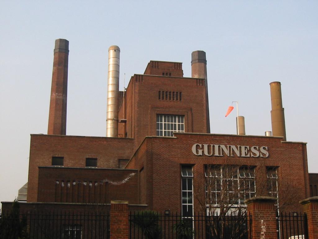 Fábrica de Guiness