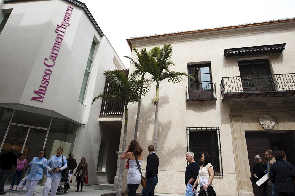 museo_Carmen_Thyssen_Malaga