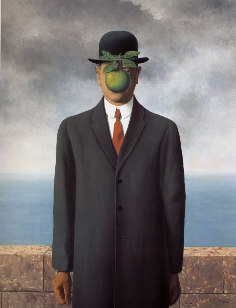 Magritte - Son of Man