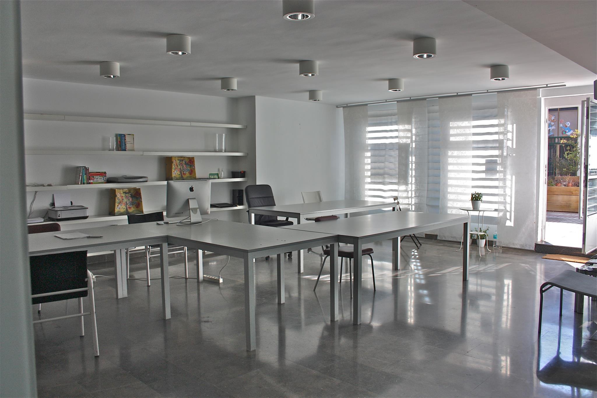 Coworking Café por dentro