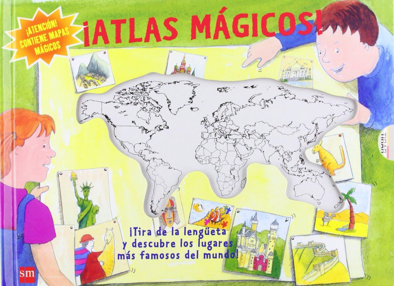 atlas mágicos