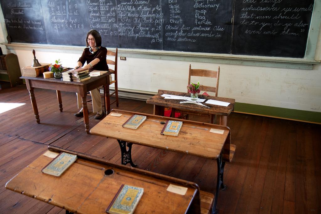 Una docena de tipos de profesores