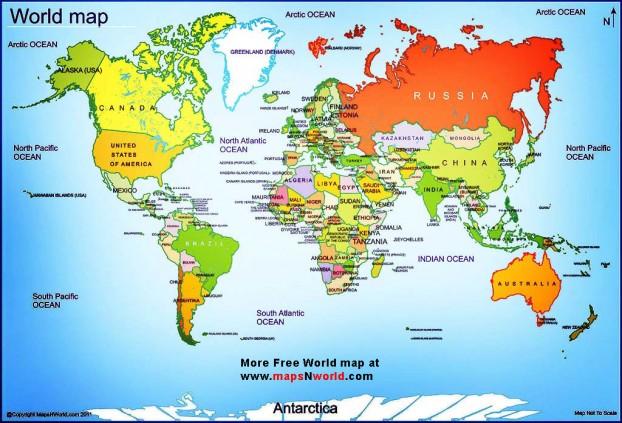 Una docena de curiosidades sobre países - una docena de