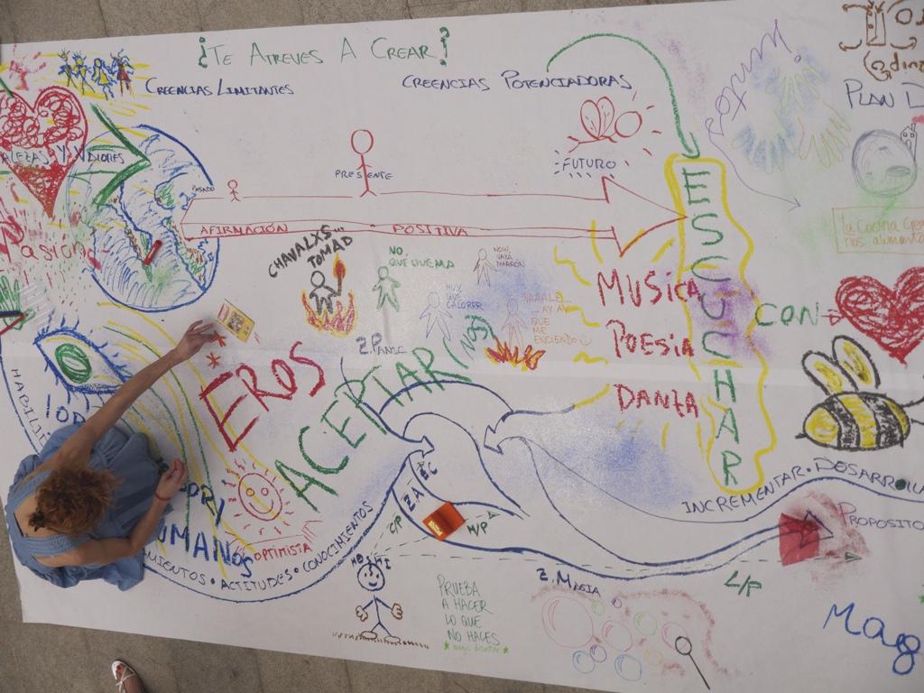 Una docena de cosas que aprendí sobre la creatividad en Ibiza