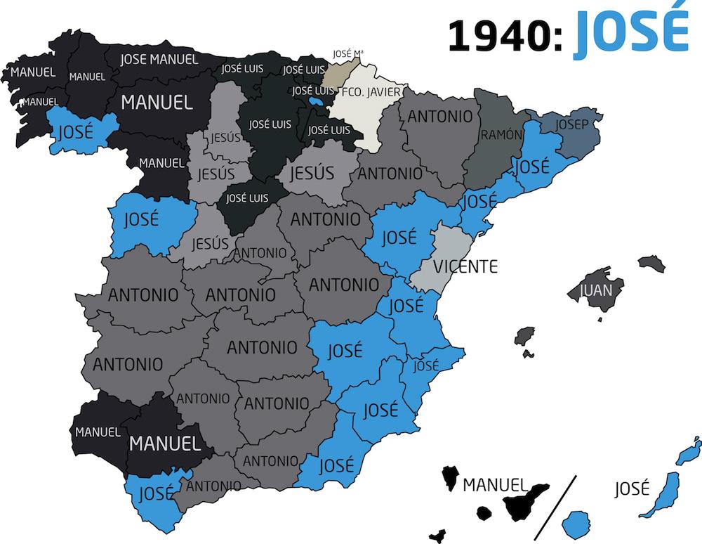 Hombres nacidos de 1940 a 1949
