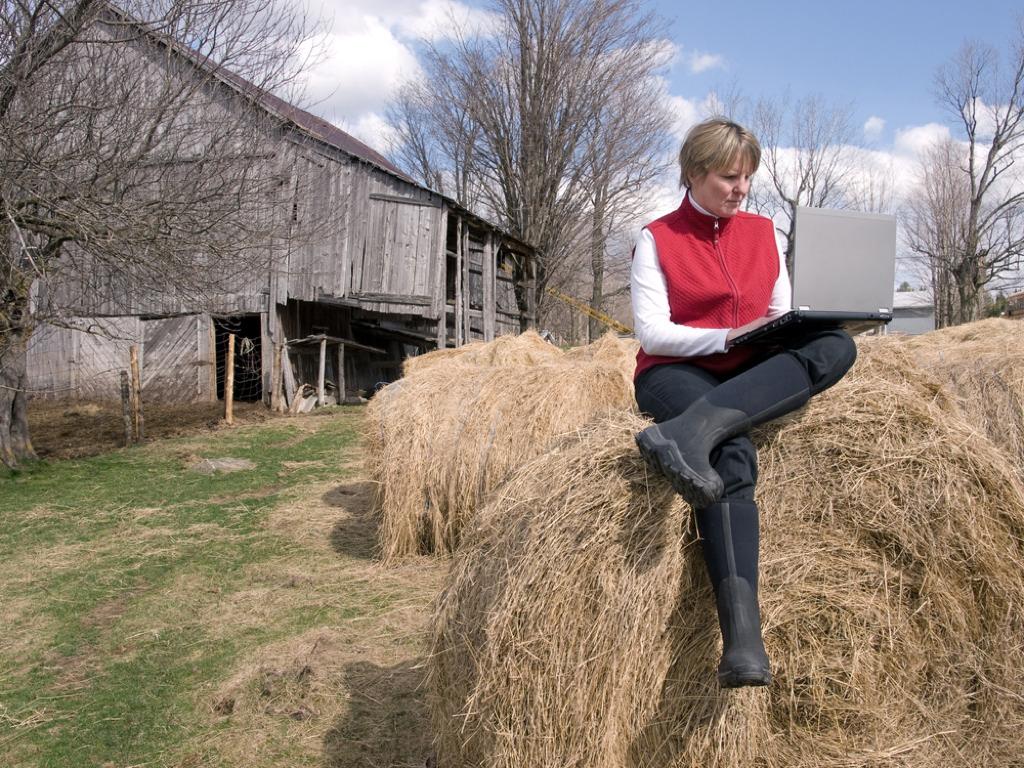 Una docena de ventajas de tener Internet en el medio rural