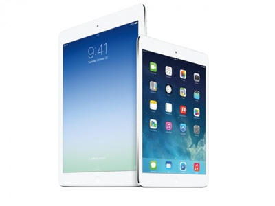 iPad Air y iPad Retina Mini