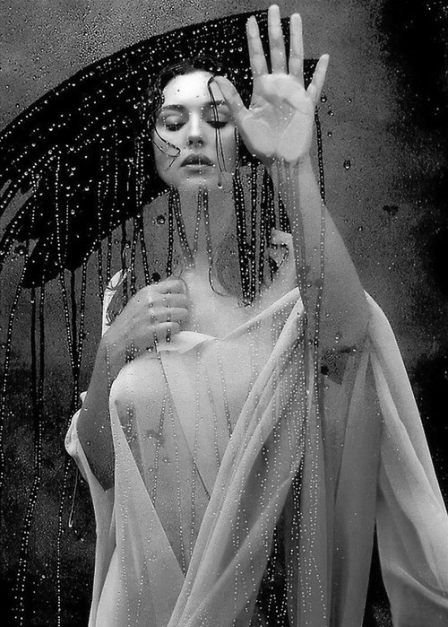 Monica Bellucci by Helmut N
