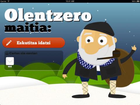 olentzero carta