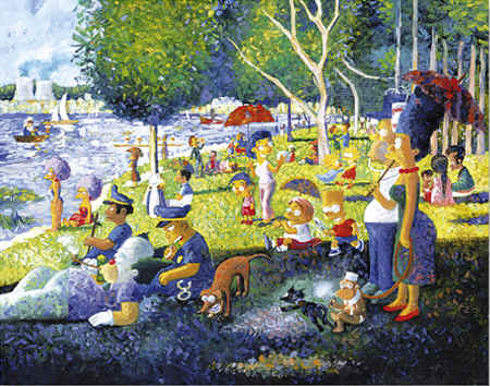 seurat-simpsons