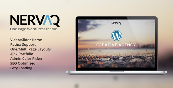 Nervaq Tema WordPress