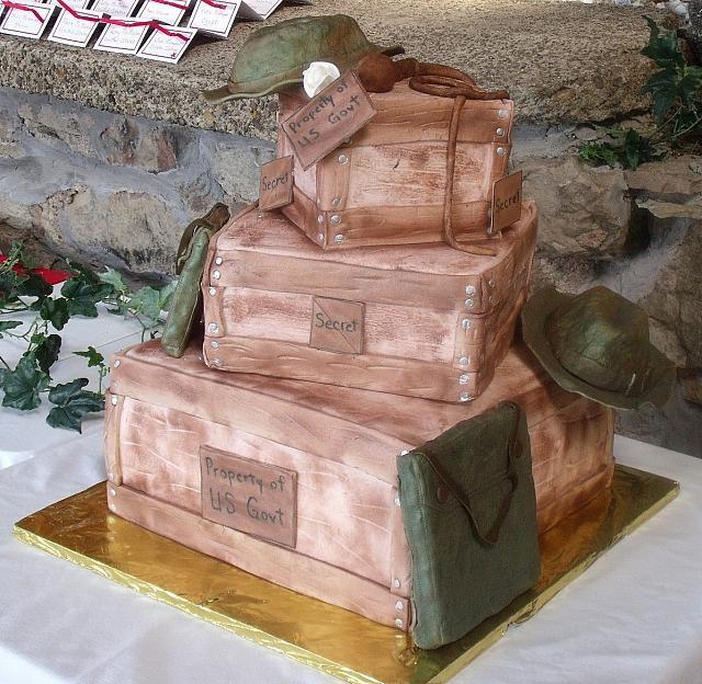 almacen indiana jones cake