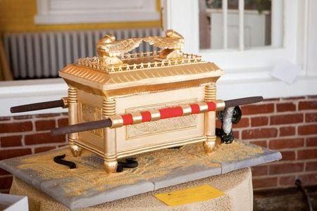 arca perdida cake