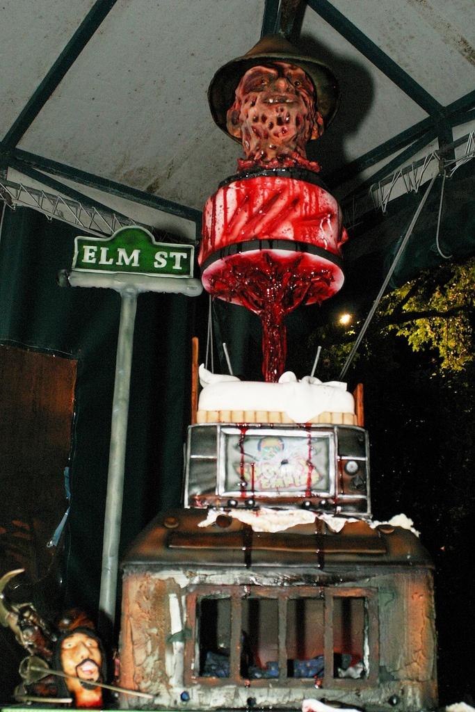 elm street cake