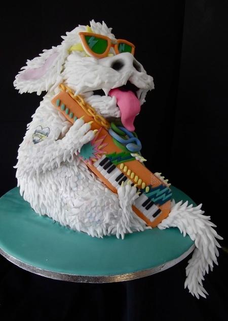 fujur neverending story cake