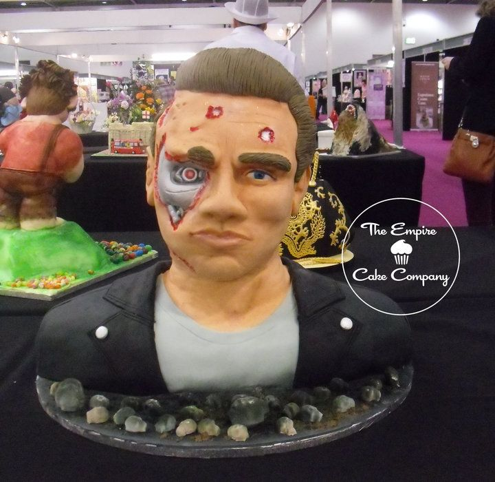 terminator cake