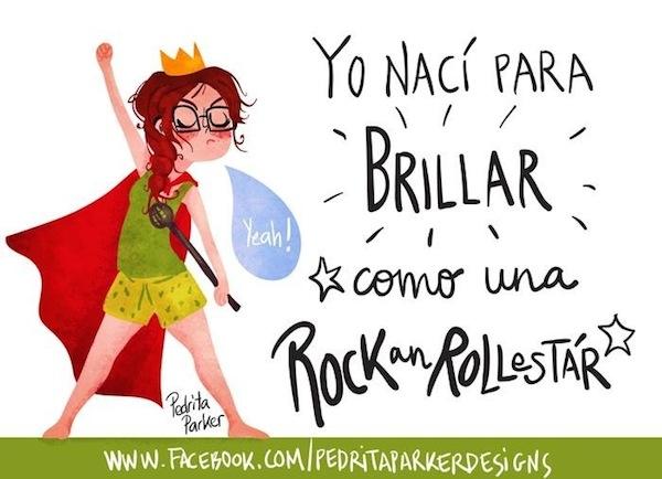 rocanroll-star-pedrita