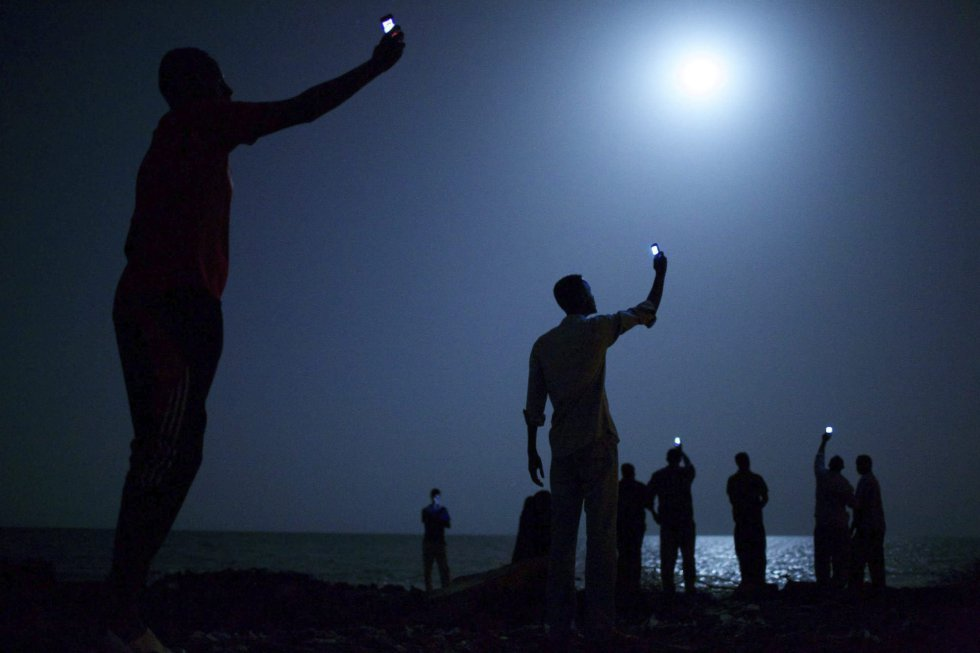 Una docena de fotografías premiadas en World Press Photo 2014