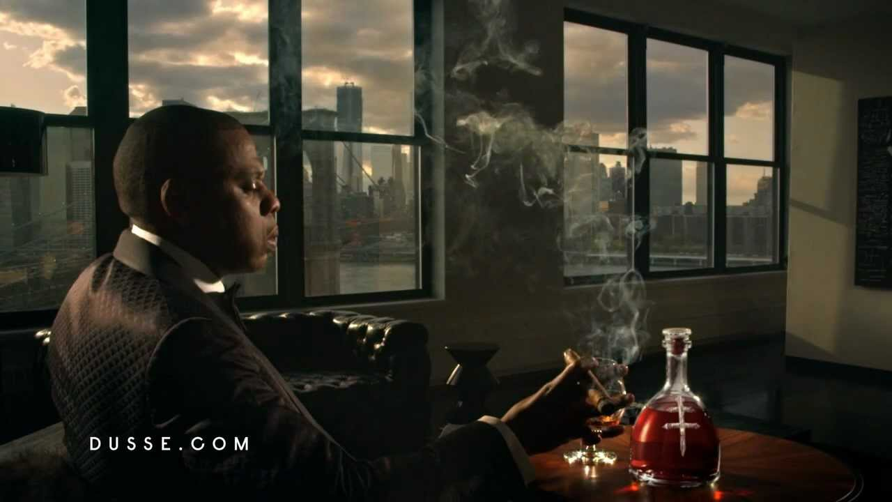 Una docena de _ Jay-Z_ D'usse