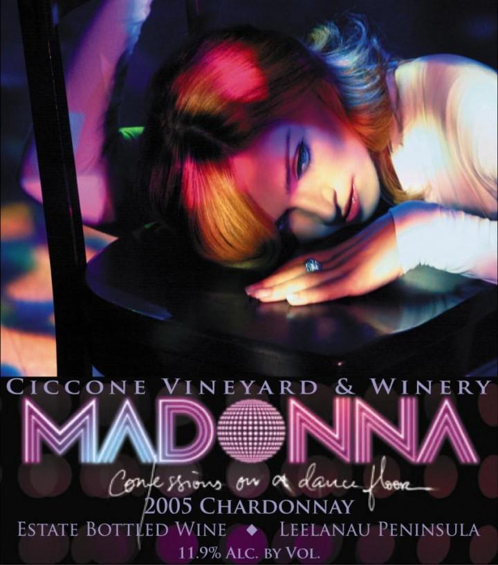 Una docena de _ Madonna chardonnay