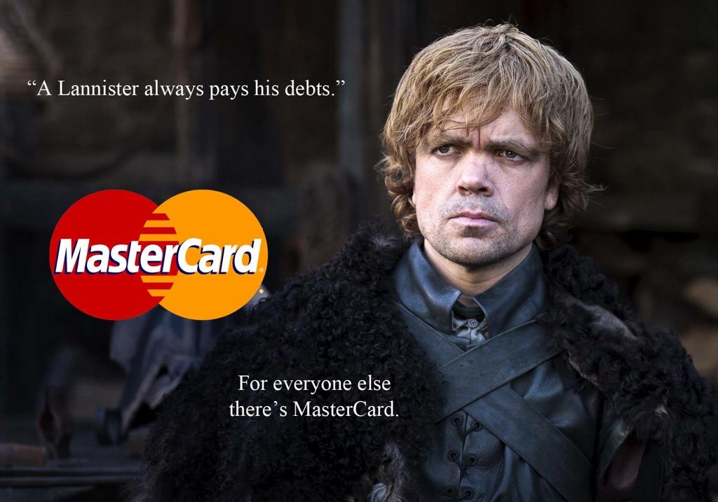 Una docena de memes para frikis de Juego de Tronos
