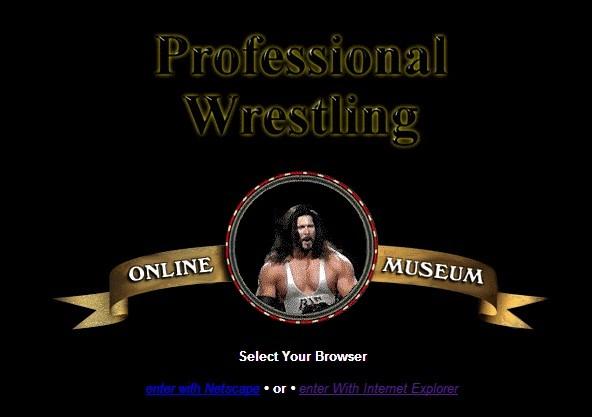 profesional wrestling