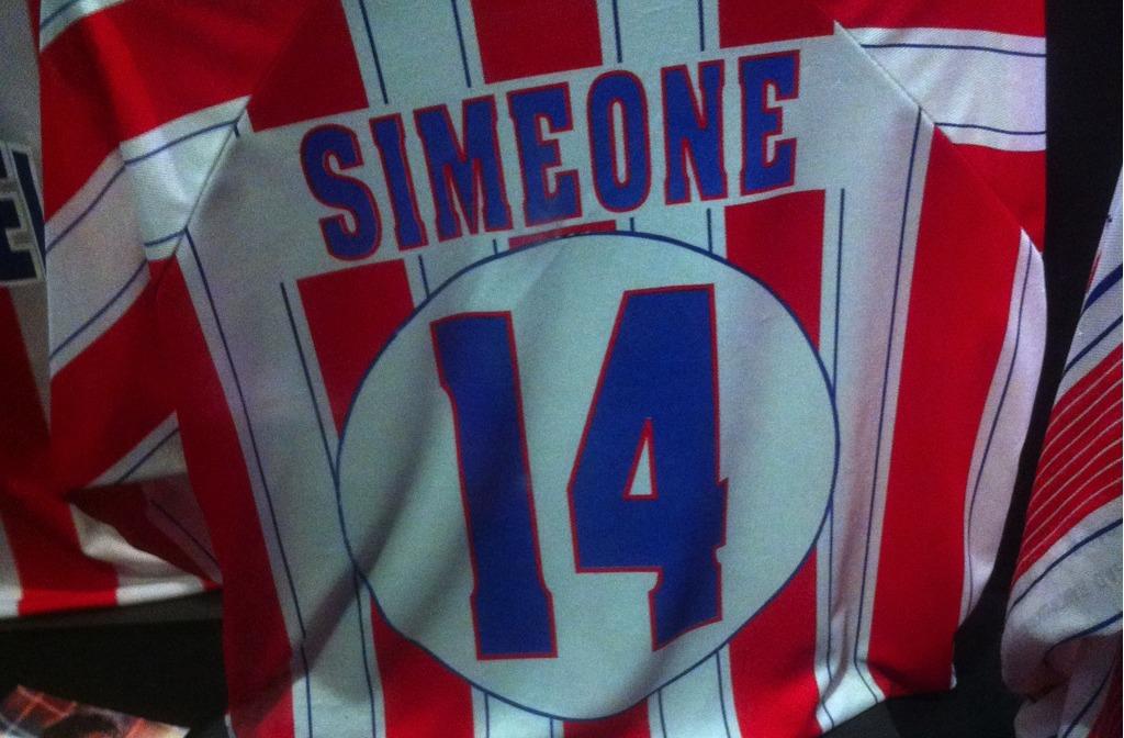 Una docena de frases motivadoras del Cholo Simeone
