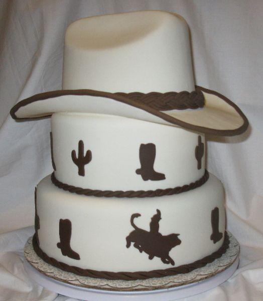 JR Cowboy hat