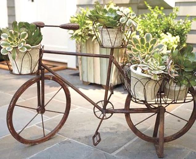 Macetero_Bicicleta_Reciclada