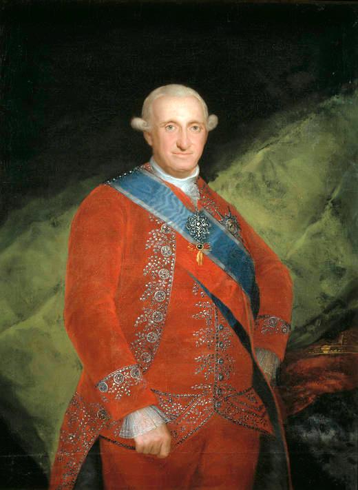 Carlos IV El Consentidor