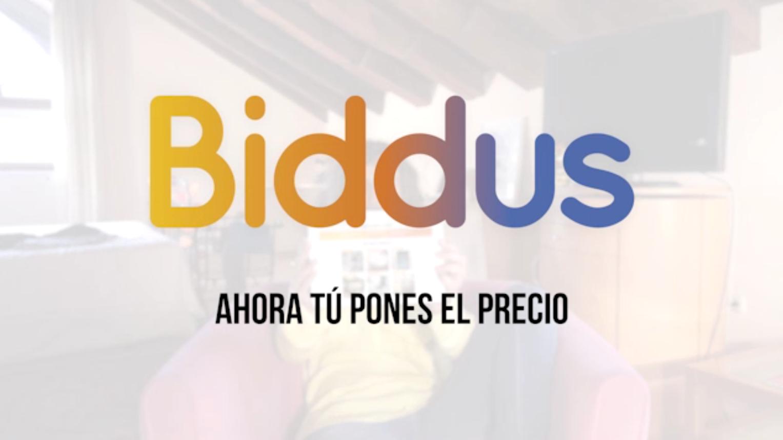 biddus.com - ahora tú pones el precio